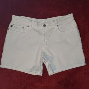🔥4 for $20🔥Ralph Lauren jean shorts sz-8